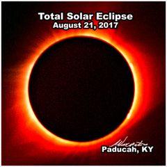 Total Solar Eclipse Live Paducah, KY