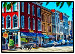 Paducah Store Fronts