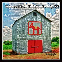 Tobacco Barn Christian County, KY