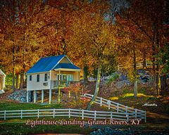 Cottage at Lighthouse Landing Kentucky Lake