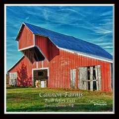 Cannon Farms Barn Carlisle County Kentucky