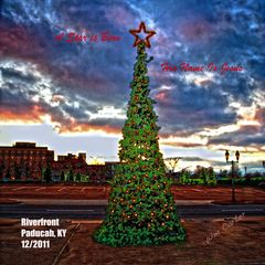 Christmas Tree at Riverfront Paducah, KY