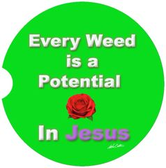 Every Weed is a Potential Rose