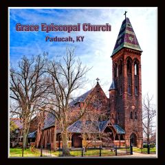 Grace Episcopal Church Paducah, Kentucky