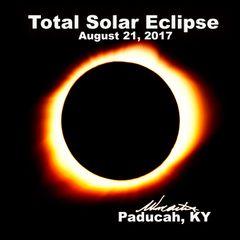 Total Solar Eclipse Live Paducah