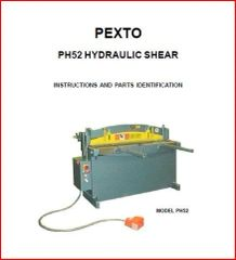 PEXTO PH52 HYDRAULIC SHEAR