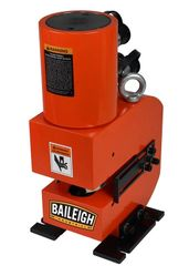 Baileigh HP-50H Hydraulic Punch