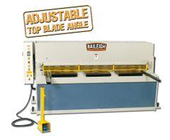 Baileigh Heavy Duty Hydraulic Metal Shear SH-8008-HD