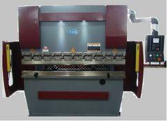 GMC HYDRAULIC PRESS BRAKE HPB-5505CNC, 55 Ton x 5'