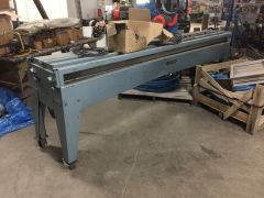 Used Lockformer ductboard machine