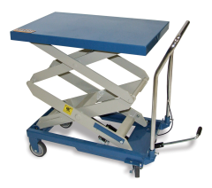 Baileigh Double Height Lifting Table B-CARTX2