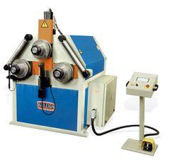 Baileigh CNC Roll Bender R-CNC120