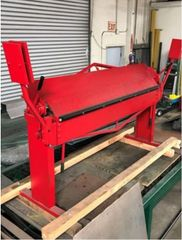 Used Proformer 6ft x 16ga Box and Pan brake