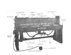 Wysong Installation Instruction book heavy duty shears Mdl A-120-HD