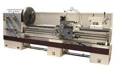 """GMC 26"""" Precision Gap Bed Lathe with 4-1/8"""" Spindle Bore - GT-2680"""