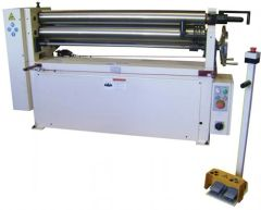 GMC POWER BENDING ROLLS 4 X 12 GA. , 2 HP, 220V, 3 PH