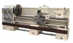 """GMC 26"""" Precision Gap Bed Lathe with 4-1/8"""" Spindle Bore - GT-26120"""