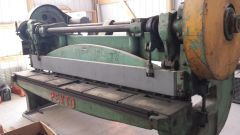 Used Pexto 10' 10 Gage Power Shear