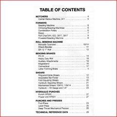 PEXTO BOOK OF FULL MACHINE LINE
