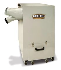 BAILEIGH METAL DUST COLLECTOR