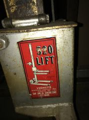 Used Verrette 520 Lift