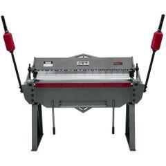 JET BPF-1248 48 in. x 12 Gauge Floor Model Box & Pan Brake