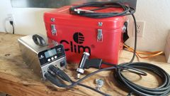 Climatech CDW-72 Hand Held Pin Spotter, 110v, 20 Pins Per Minute