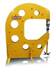 Baileigh Heavy Duty English Wheel EW-37HD
