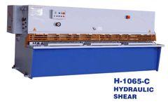 BIRMINGHAM HEAVY DUTY HYDRAULIC SHEARS H-1065