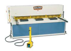 Baileigh Heavy Duty Hydraulic Sheet Metal Shear SH-8010-HD