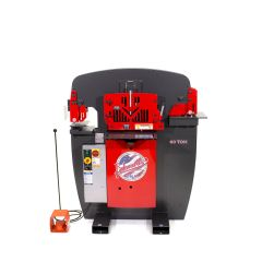 Edwards Jaws 60 ton Ironworker