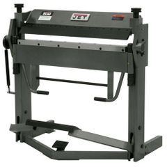 JET BPF-1240 12-Gauge Floor Box and Pan Brake