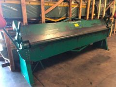 Used Tennsmith 10ft x 16ga Straight Brake