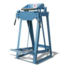 PEXTO NO. 99 LETTER FORMING BRAKE ON STAND