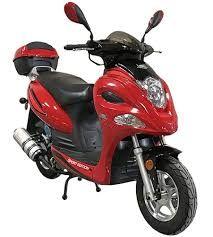 FALCON(PMZ50-15) Scooter