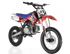 APOLLO X18 RFZ Dirt Bike