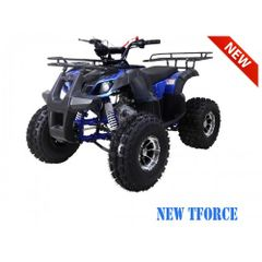"NEW 125cc 8"" Utility Chrome TaoTao"