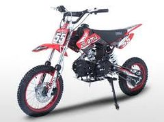 BMS Pro 125cc - Red
