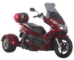 Q6-50 Trike