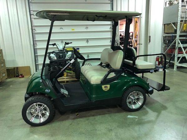2012 Electric Yamaha Golf Cart