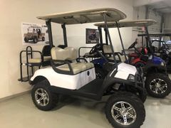 Used Yamaha Electric Cart