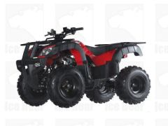 Bull 150cc Utility Kayo - Red