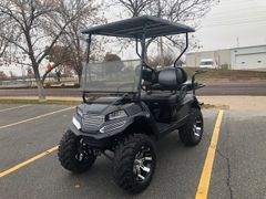 USED Yamaha Golf Cart Black- Electric