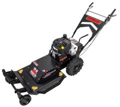 "Swisher Predator Talon 11.5 HP 24"" Walk Behind Rough Cut Trailcutter with Casters"