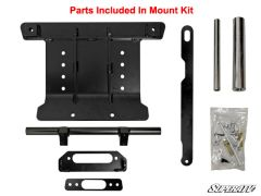 Polaris Ranger Snow Plow Mount