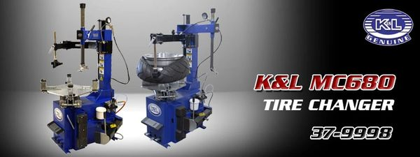 Mc680 Tire Changer Affordable Atv Side By Sides Scooters Dirt