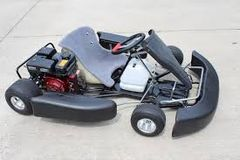 Adult XR Racing Go Kart