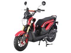 Zummer 50cc Scooter