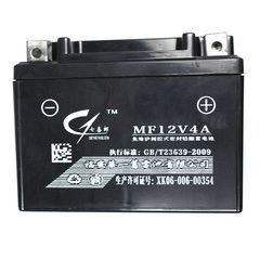 12 Volt 4Ah Battery