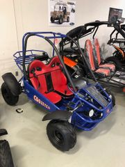 125cc Youth GoKart Coolster